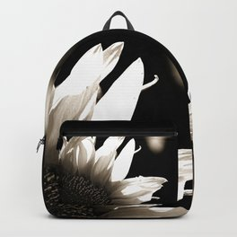 Sunflower-B&W Backpack