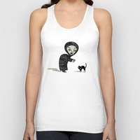 witch Tank Tops featuring Witch by Viva la!