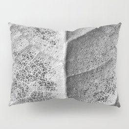 Old leaf abstract details Pillow Sham