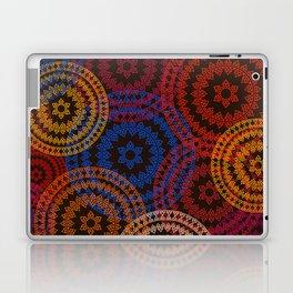 Indian Pattern Laptop & iPad Skin