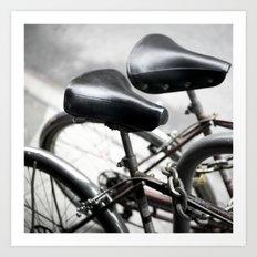 bikes 04 Art Print