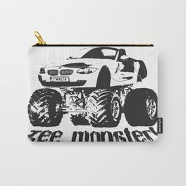 Zee Monster! Carry-All Pouch