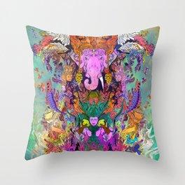 Laavin Throw Pillow