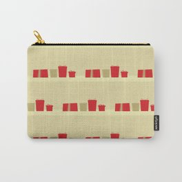 Retro Holiday Gifts Carry-All Pouch