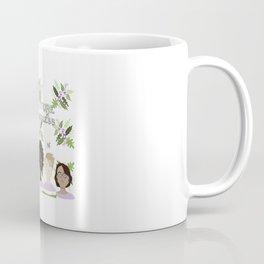 The Future is Genderless Coffee Mug