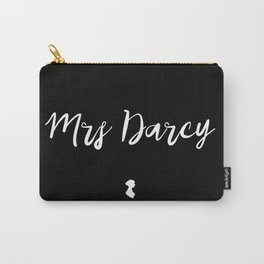MRS DARCY Carry-All Pouch