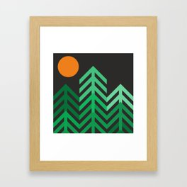 The trees to grow #society6 #decor #buyart #artprint Framed Art Print