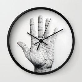 Palmar Wall Clock