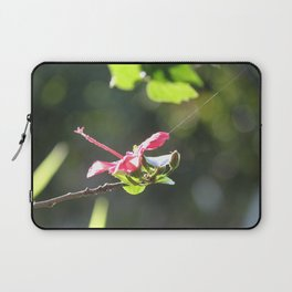 Tethered Hibiscus Laptop Sleeve