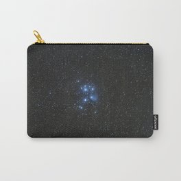 Peiades star cluster and a Orionid Meteor Carry-All Pouch