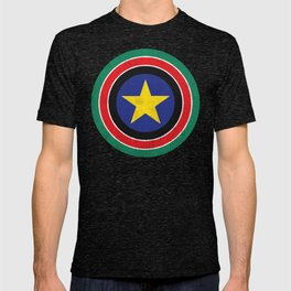 Captain South Sudan T-shirt