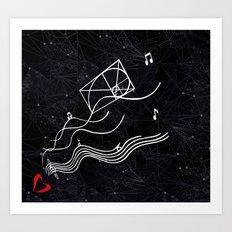 song of love Art Print