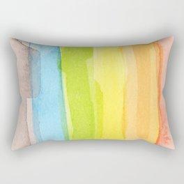 Colors of Pride Rectangular Pillow