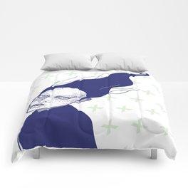 sadness G I R L  Comforters