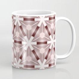 Sepia Mauve Starlights Coffee Mug