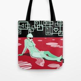 Here (I) Tote Bag