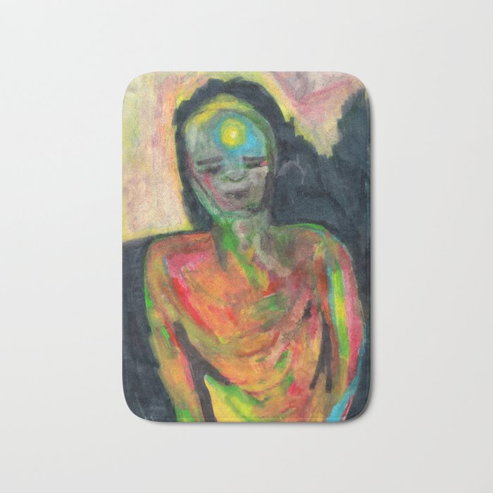 Spirit/Figure Bath Mat