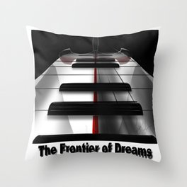 Piano - by HS Design Throw Pillow