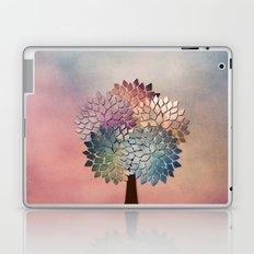 Abstract Petal Tree Laptop & iPad Skin