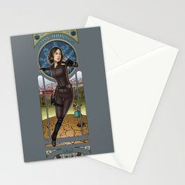 Art Nouveau - Daisy Johnson Stationery Cards