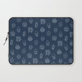 Little Monsters (blue) Laptop Sleeve