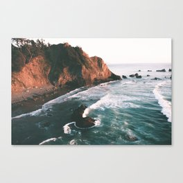 Oregon Coast V Canvas Print