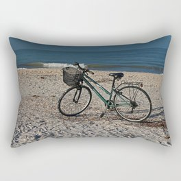 Great Day for a Ride Rectangular Pillow