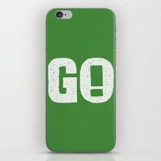 GO! iPhone & iPod Skin