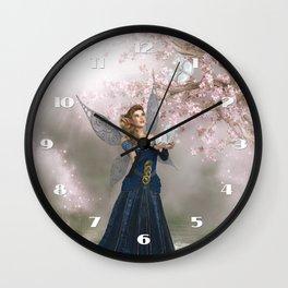 Fairy Land Wall Clock