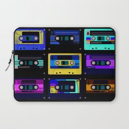 Cassette Tapes Laptop Sleeve