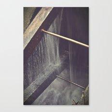 Rush Canvas Print