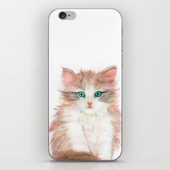 Little Kitten iPhone & iPod Skin