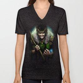 Agent of Asgard Unisex V-Neck