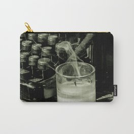 Before it's too late Carry-All Pouch