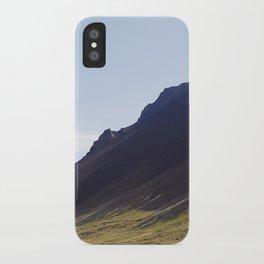 Obliquo, Iceland iPhone Case