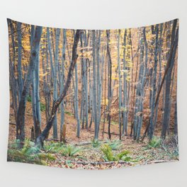Dreamy forest No4 Wall Tapestry