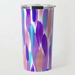 Painty Brushy Travel Mug