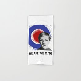 we are the mods Hand & Bath Towel