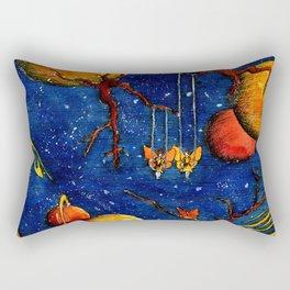 Fairy friends Rectangular Pillow