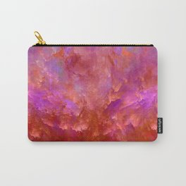 """Abstract Spring Fire"" Carry-All Pouch"