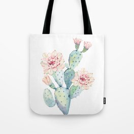 The Prettiest Cactus Tote Bag