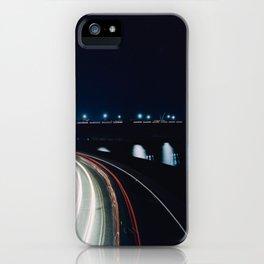 Ohio Drive and the Memorial Bridge iPhone Case