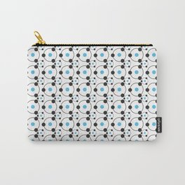 ion ion - Crypto Fashion Art (Small) Carry-All Pouch