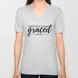 Graced for This Unisex V-Neck