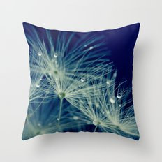 Nothing Is Too Late Throw Pillow