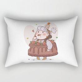 Cake Opal Rectangular Pillow
