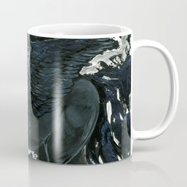 Dark Pegasus Coffee Mug