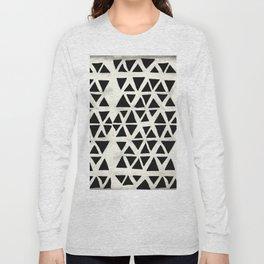 Tribal Geometric Long Sleeve T-shirt