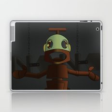 Nono the robot (reloaded) Laptop & iPad Skin