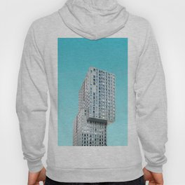 The Building in the Sky (Color) Hoody